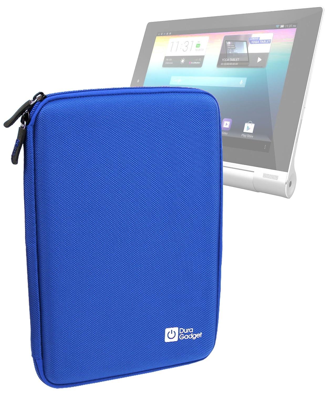 DURAGADGET Funda Rígida Azul con Cremallera para Lenovo Yoga ...