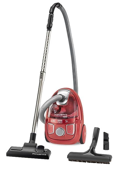 Rowenta RO5353EA - Aspirador sin bolsa, fácil de transportar y guardar, filtro HEPA 10