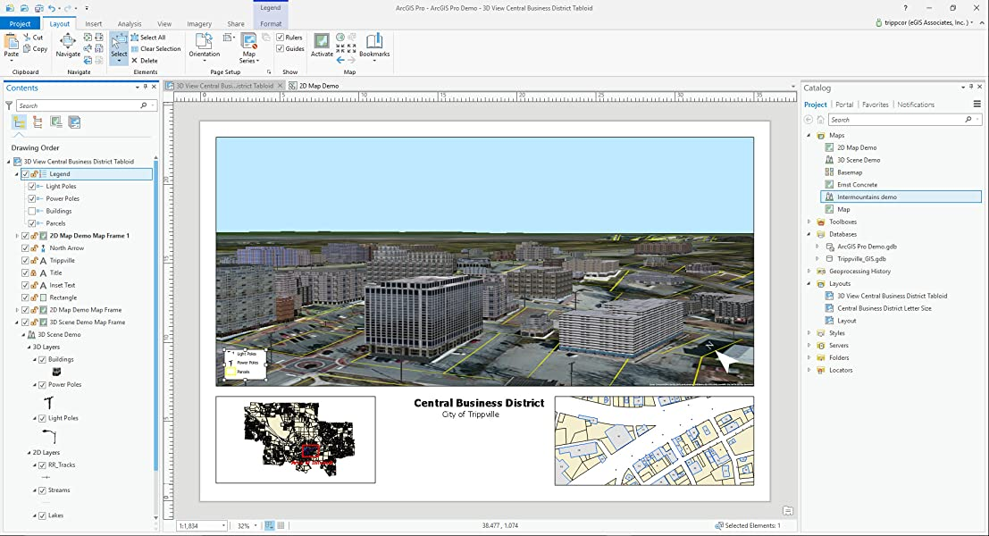 ArcGIS Pro 2 x Cookbook: Create, manage, and share
