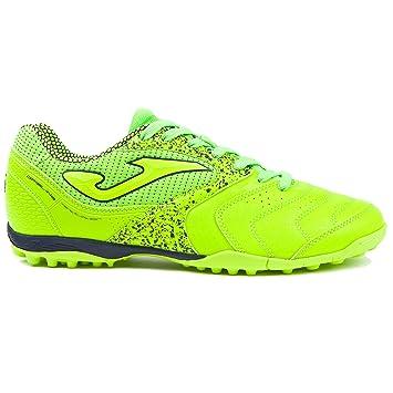 Sportime2.0 Joma Dribling 821 Green Fluor Turf - Zapatillas Fútbol Sala Hombre - Dris.821.TF: Amazon.es: Deportes y aire libre
