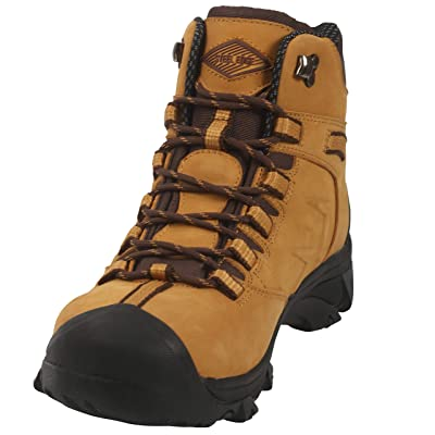 Steel Edge Mens Steel Toe Safety Shoes: Shoes