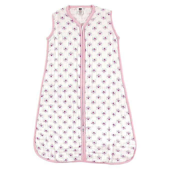 Amazon Com Hudson Baby Wearable Safe Sleep Muslin Sleeping Bag