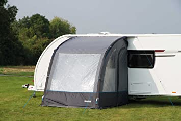 Westfield Outdoors By Quest Lynx Air 200 Inflatable Caravan Porch Awning