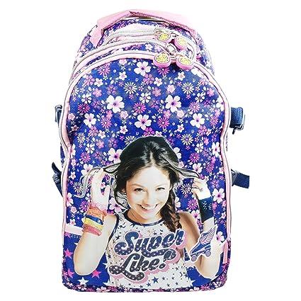 Disney Soy Luna Superlike Mochila Convertible en Trolley con ...