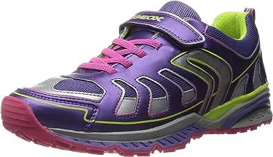 GEOX J Bernie Girl 2 Sneaker (Toddler/Little Kid/Big Kid)