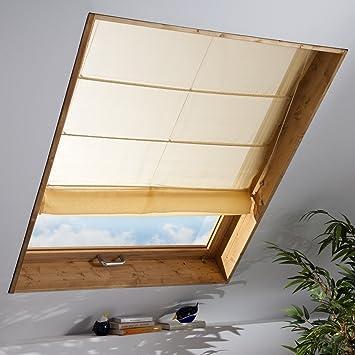 dachfenster raffrollo icnib. Black Bedroom Furniture Sets. Home Design Ideas