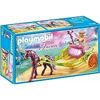 Playmobil Fée avec carrosse et Licorne, 9136, Autre, Norme