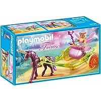 Playmobil 9136 Fée avec carrosse et Licorne