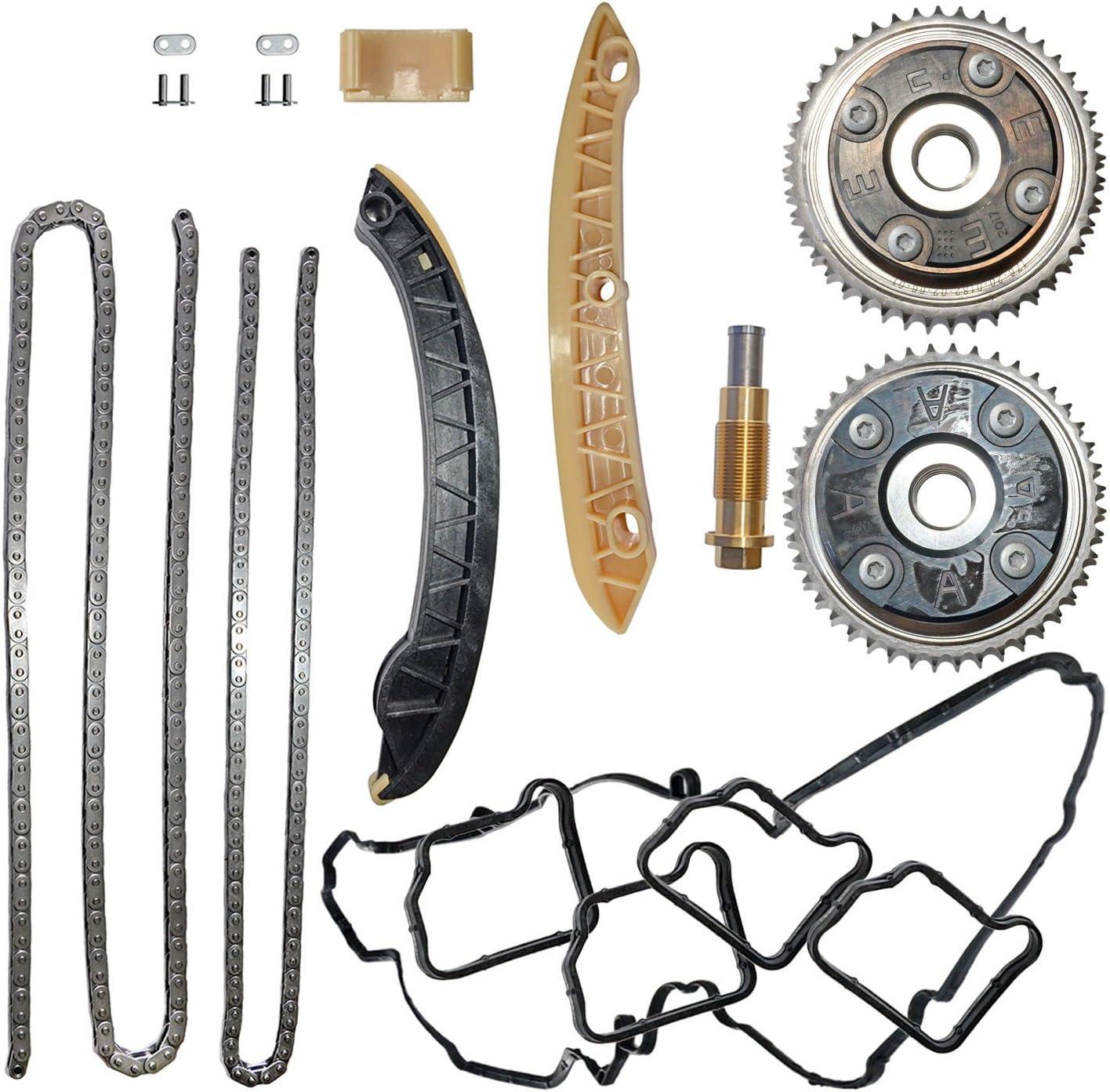 2710500800 2710500647Nockenwellenversteller Zahnkettensatz Getriebe VVT-Antrieb VANOS 1.8 L