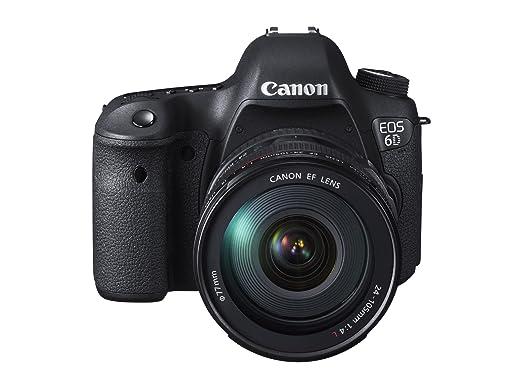 122 opinioni per Canon EOS 6D Fotocamera Reflex Digitale 20.2 Megapixel con Obiettivo EF 24-105mm