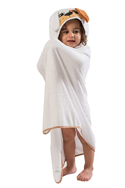 Baby Hooded Bath Towel & Washcloths Shower Gift