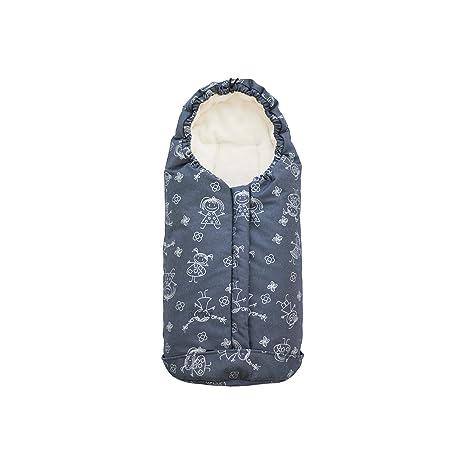 Nuvita 9215 Ovetto Pop - Saco universal para todos los tipos de capachos y sillas de