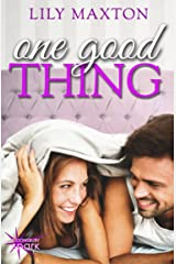 One Good Thing Kindle Edition