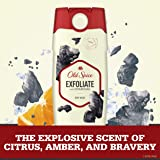 Old Spice Body Wash for Men, Exfoliate with