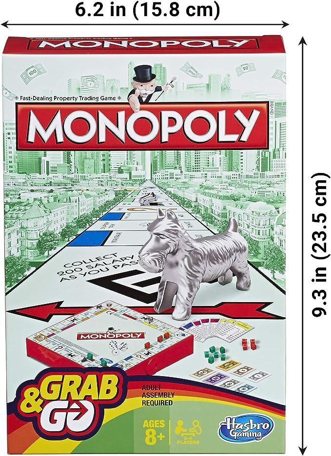 Hasbro-FBA_B1002000 Juego de Mesa: Amazon.es: Juguetes y juegos