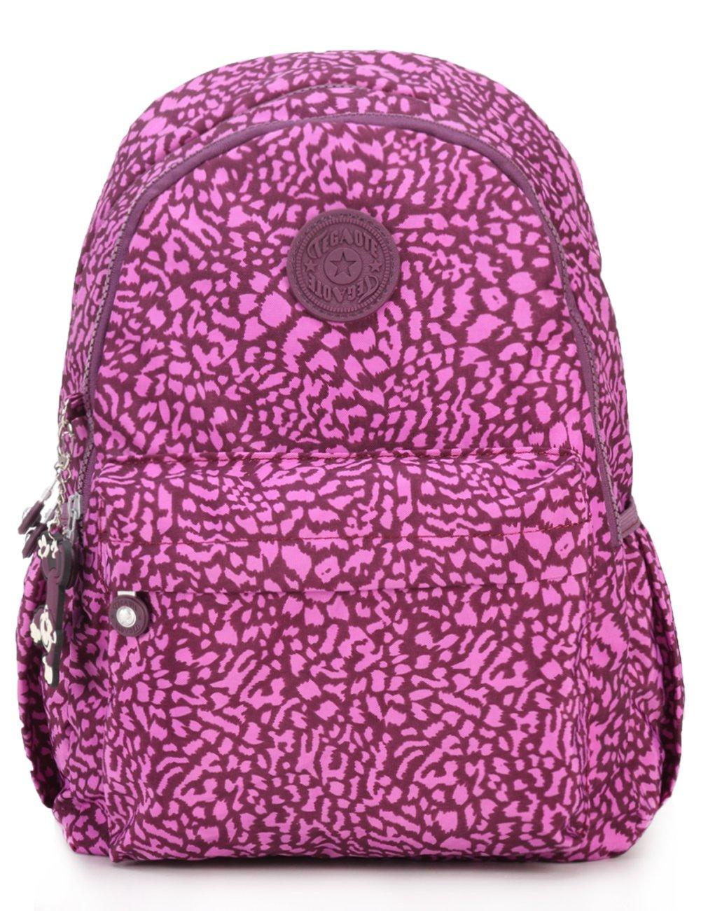 051199d363dd Galleon - Oakarbo Backpack Small Mini Junior School Bag Cute Nylon ...
