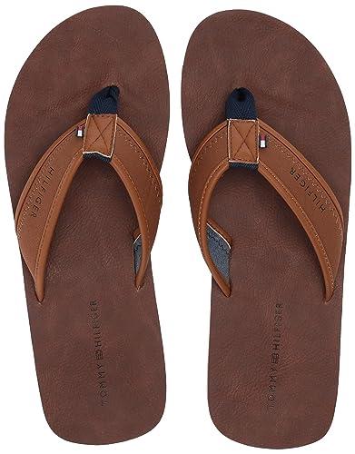 e1375f4fae57 Amazon.com  Tommy Hilfiger Men s Deli Flip-Flop  Shoes