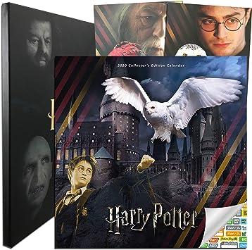 Amazon.com: Calendario de Harry Potter 2020 – Calendario de ...