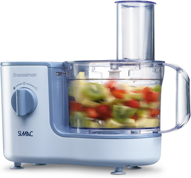Simac BRAVOSIMAC FP470 Robot de cocina: Amazon.es: Hogar