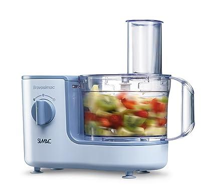 Bravo Simac Fp 500.Simac Bravosimac Fp470 Robot Da Cucina Amazon It Casa E Cucina