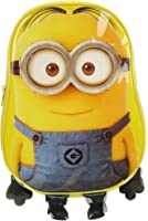 Universal® Official Licensed Despicable Me Minions Children's Unisex Bags Backpacks Rucksacks Messengers Cross-body Satchels Trolley Luggage Back To School Sets Supplies