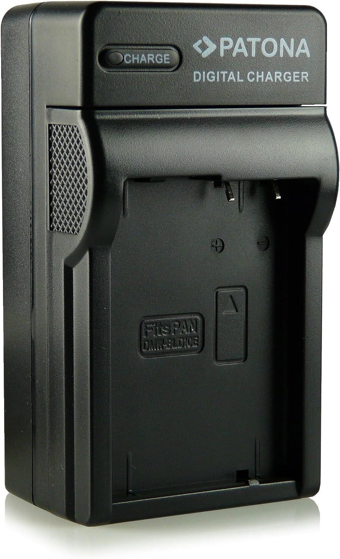 3in1 Ladegerät 100 Kompatibel Mit Dmw Bld10 E Akkus Kamera