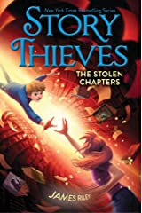 The Stolen Chapters (Story Thieves Book 2) Kindle Edition