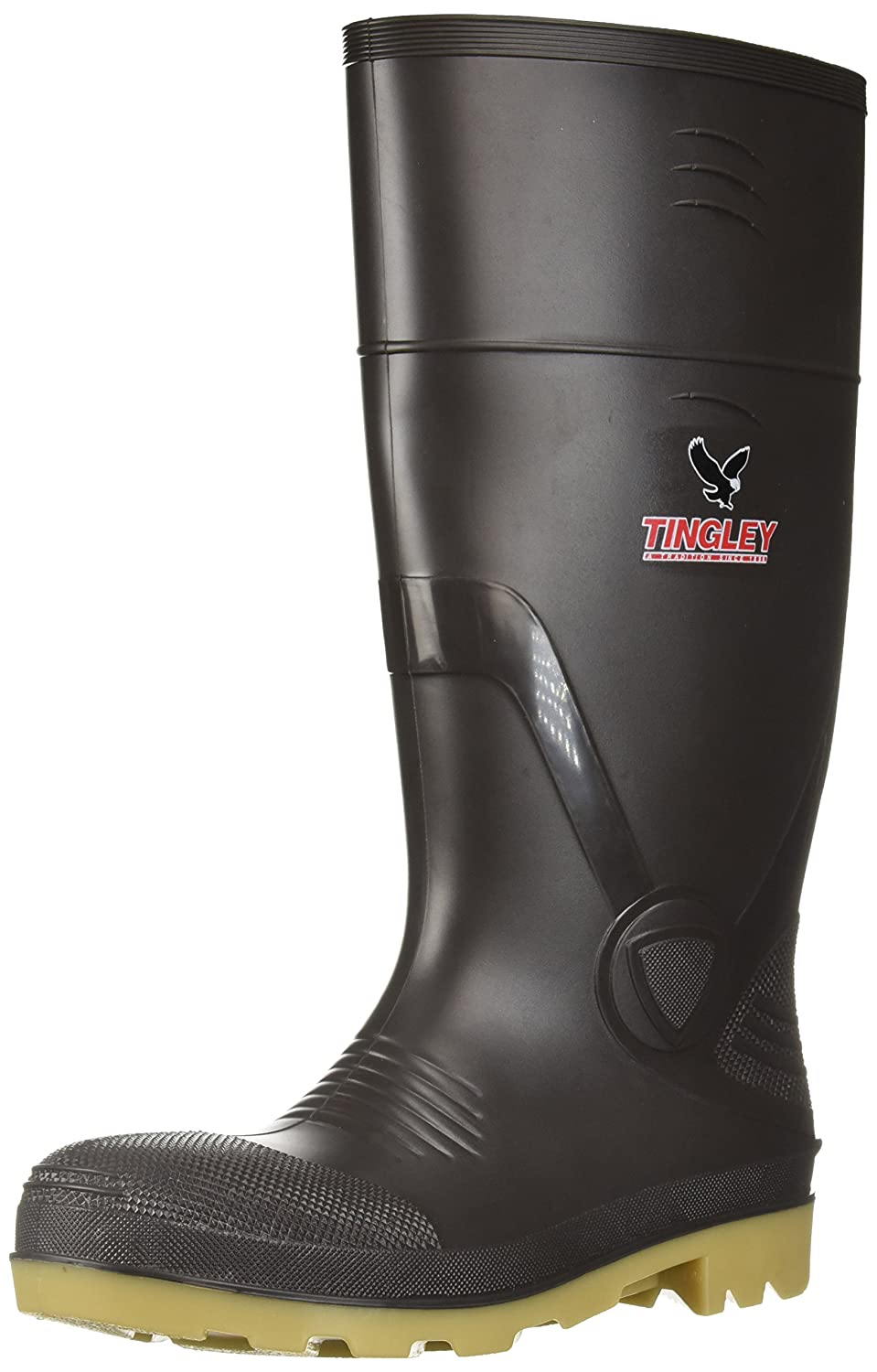Tingley Men's 15 Waterproof Knee Rain Boots