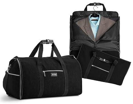 d6e800bf9b8f Biaggi Hangeroo Two-In-One Garment Bag and Duffle - Compact Duffle 22-