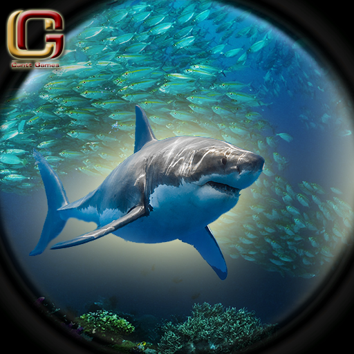 Wild Angry Shark Hunting 2016 (Download Free Fishing Games)