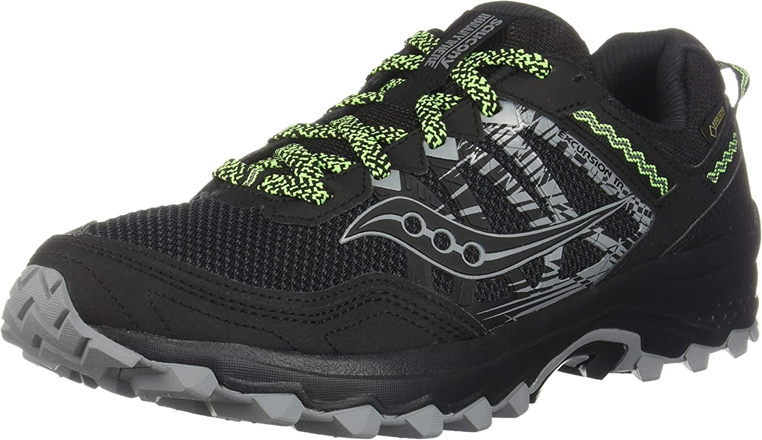 SALE!!!Saucony Mens Excursion TR12 GTX Waterproof Running