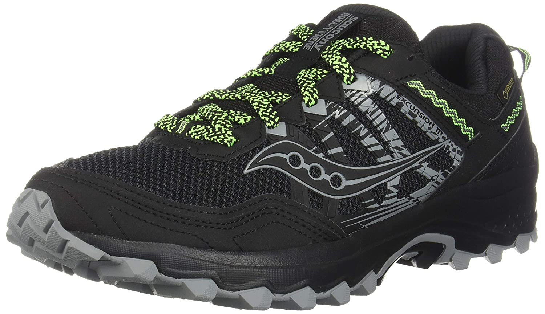 Saucony Excursion Tr12 GTX, EU|Noir Chaussures de Running Homme 46.5 EU|Noir GTX, (Black 001) bb491f