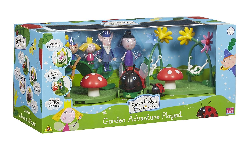 Ben & Holly 05835Garden Adventure Playset Character Options