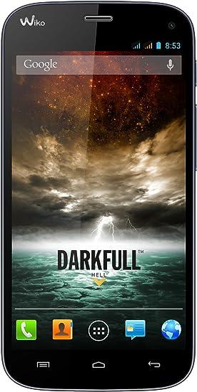 Wiko Darkfull - Smartphone libre Android (pantalla 5