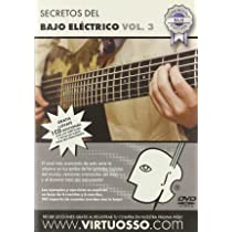 Virtuosso Electric Bass Method Vol.3 (Curso De Bajo Eléctrico Vol.3) ...