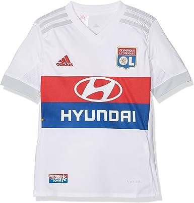 adidas Replica Home Camiseta 1ª Equipación Olympique de Lyon 2017 ...