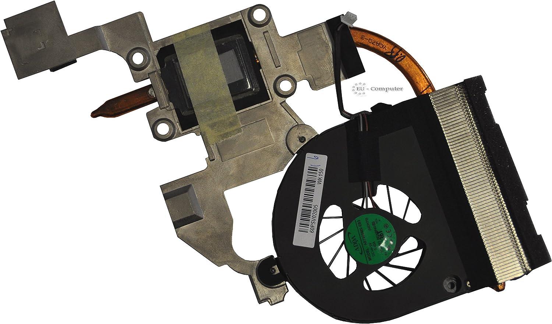 NEU Heatsink f/ür Travelmate 5740 NV59C Fan Cooler Acer 60.PSV02.005 Thermal