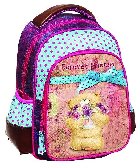 FACTORYCR Mochila Junior Garden Forever Friends 31x24x12 cms Infantil,, 24x31x12 (333-49054