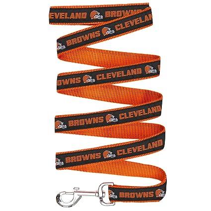 c755fd7ab Amazon.com   Pets First Cleveland Browns Pet Leash