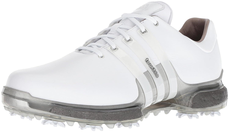 Ftwr blanc Ftwr blanc Trace gris Met. Fabric 41 EU adidas adidasTOUR360 Boost 2.0 - Tour360 2.0 Homme