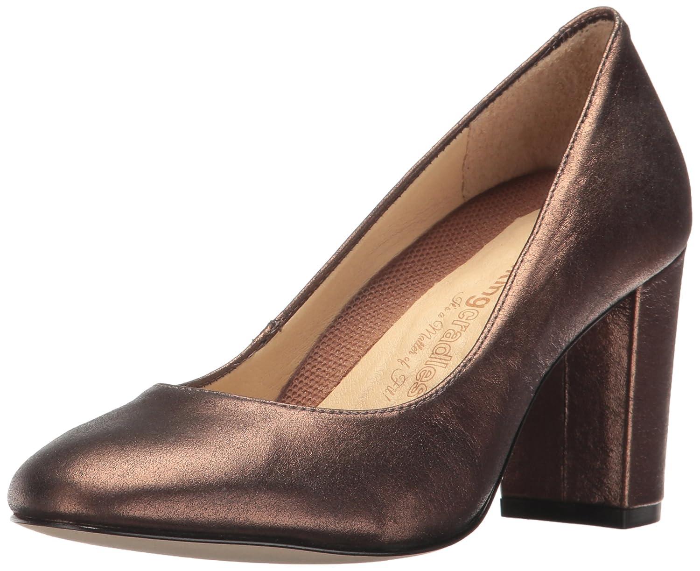 Walking Cradles Women's Matisse Pump B01MYBZ1O4 8 XW US|Bronze Leather