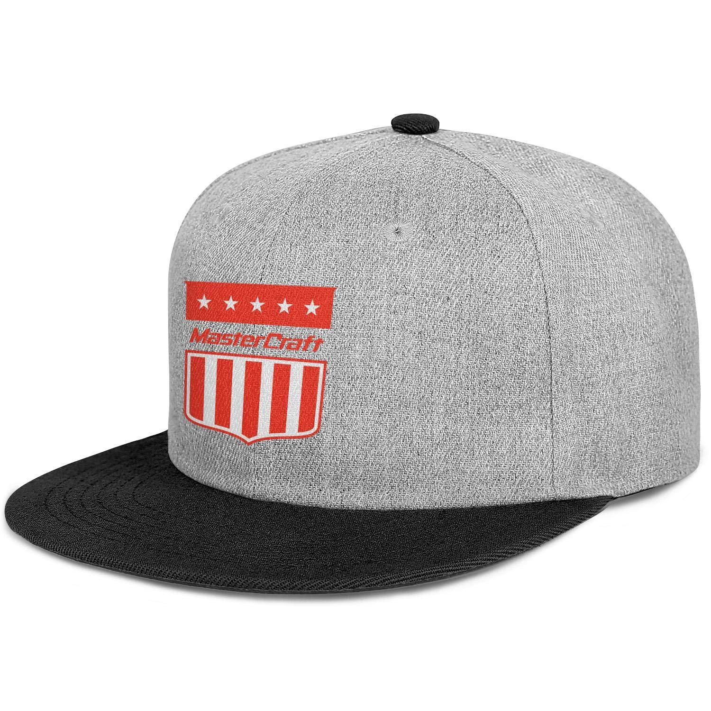 Mastercraft Gold Coast Mens Womens Wool Hip Hop Cap Adjustable Snapback Beach Hat