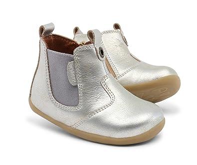 Bobux Step Up Jodphur Boot, Chaussures Souples pour bébé (Fille) Or doré - 6c49fbe2dd1b
