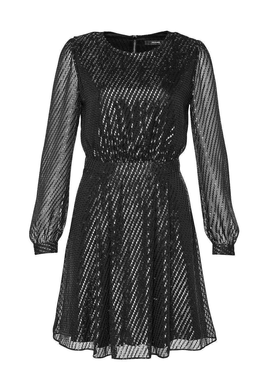 HALLHUBER Sheer dress with sheen