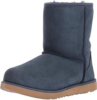 72a02f2935c UGG Kids K Classic Short II WP Pull-on Boot