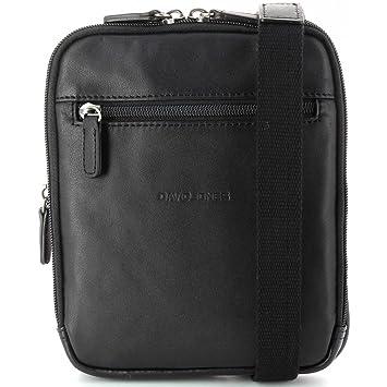 David Leather Messenger Bag Men s Jones  Amazon.co.uk  Luggage 2ec84973a6