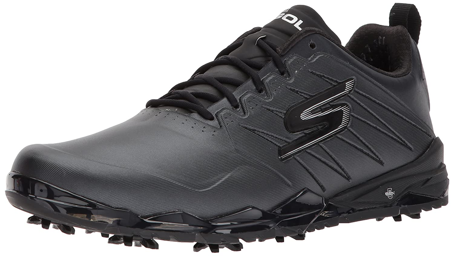 Skechers Men's Go Golf Focus 2 Walking Shoe B06XSCYQFR 14 D(M) US|Black