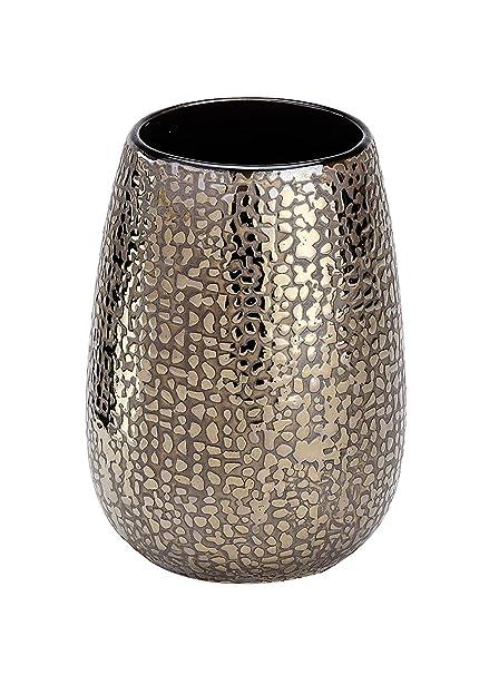 Wenko 21642100 Marrakesh - Bicchiere per bagno, dimensioni: 8,0 x 8 ...