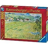 Ravensburger - Puzzles 1000 piezas, diseño Vincent Van Gogh: Le Vessenots à Auvers (19221 2)