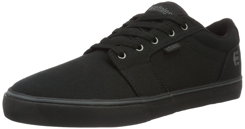 Etnies Barge LS Skate Shoe 5.5 D(M) US Black/Black/Gum
